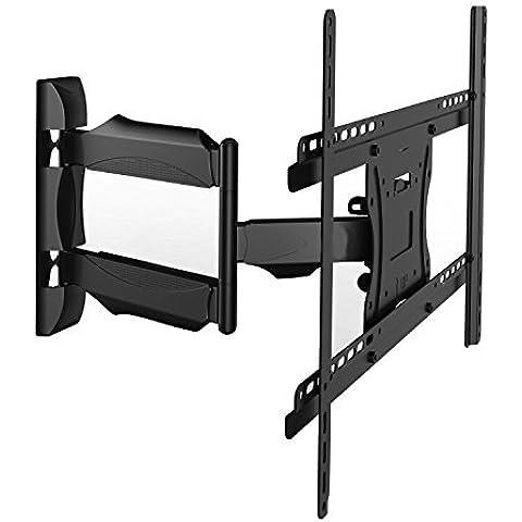 Invision Soporte de TV Pared Monte Inclinación y giro voladizo del brazo para Samsung, Sony, Philips, Toshiba, Panasonic, etc. 42 - 55