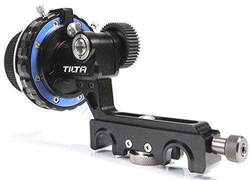 Tilta FF-T03 Cine Follow Focus 15mm For BMPCC BMPC BMCC 4K Canon 1DX 5D III 7D 70D Nikon D800 D810 D750 D8000 Panasonic GH3 GH4 SONY Alpha A7 A7S A7R A7S2 A7R Mark II MK2 PXW-FS7 FS5 Camera for Tilta ES-T07 ES-T15 ES-T16 ES-T17 ES-T17A Cage