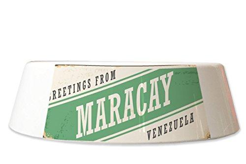 LEotiE SINCE 2004 Fress Futter NAPF Fernweh Stadt Maracay Venezuela Bedruckt