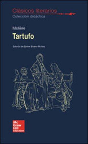CLASICOS LITERARIOS. EL TARTUFO por MOLIERE