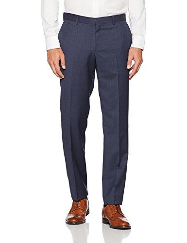 Tommy Hilfiger Tailored Herren Anzughose STSSLD99003 Blau (425), 106