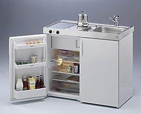 Miniküche Mit Kühlschrank Ohne Kochfeld : Amazon.de mini küchen