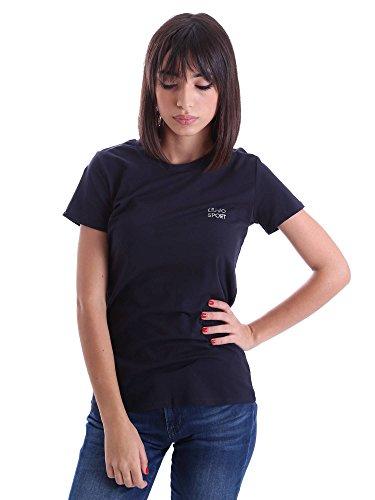 Liu-jo T66012J7836 T-shirt Donna Blu L