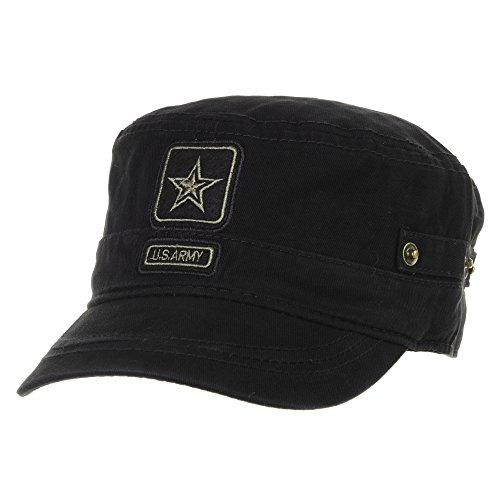 withmoons-cappello-militare-cadetto-cadet-cap-camouflage-us-army-star-embroidery-hat-lx4428-black