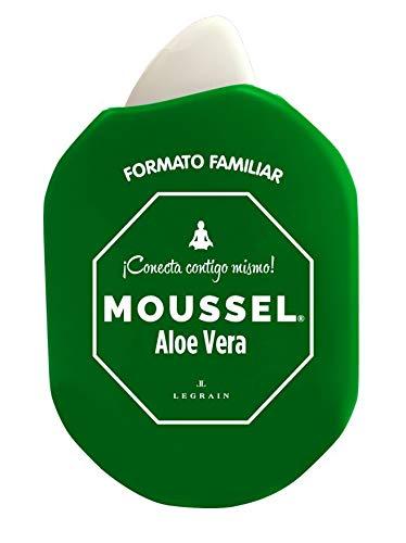 Moussel Gel Ducha Aloe Vera - Pack 4 x 900 ml Total: