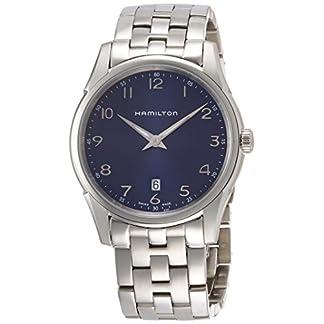 Hamilton Reloj Analogico para Hombre de Cuarzo con Correa en Acero Inoxidable H38511143