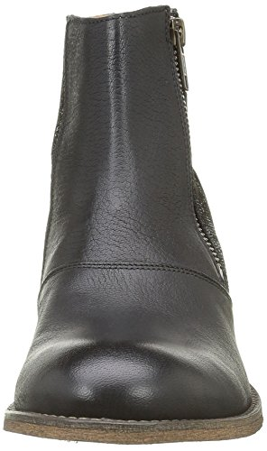 Kickers Damen Penny Klassische Stiefel, Knöchelhoch Noir (Noir Brillant)
