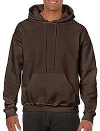 Amazon.fr   Marron - Sweats   Homme   Vêtements 19128ea01922