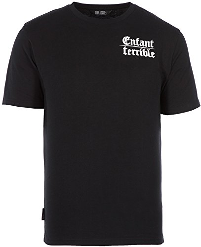Unfair Athletics Enfant Terrible T-Shirt Schwarz