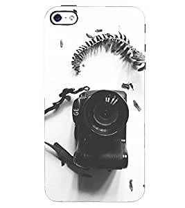Fuson 3D Designer Mobile Back Case Cover For Apple iPHONE 4 / iPHONE 4s