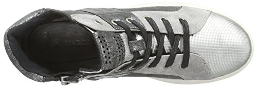 Marco Tozzi 25201 Damen High-Top Schwarz (Black Antic Comb 096)