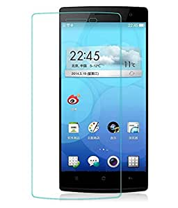 SNOOGG Pack of 7 Lava Iris Fuel F1 Mini Full Body Tempered Glass Screen Protector [ Full Body Edge to Edge ] [ Anti Scratch ] [ 2.5D Round Edge] [HD View] – White