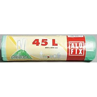 Alufix ALUMSZH45 Pytle na odpadky zatahovací 45l