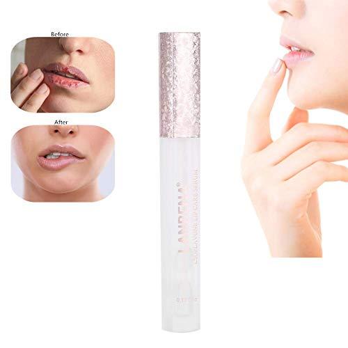 H.Yue LANBENA Lips Booster Hydrating, Lip Care Essence Enhances Lips Elasticity Moisturizing Lightening Lips Serum