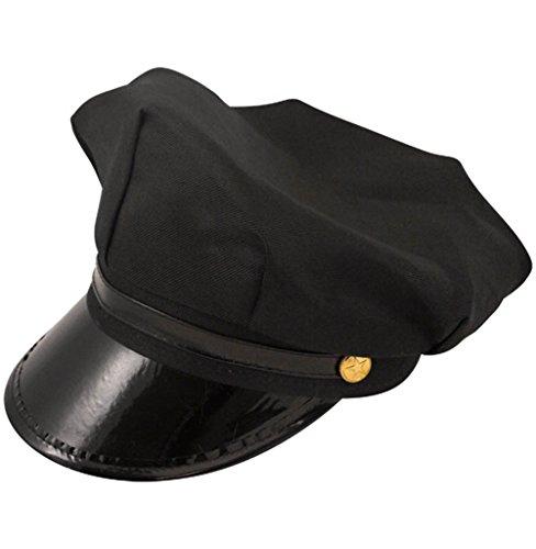 Chauffeur Mütze Kostüm - Chauffeur-Mütze