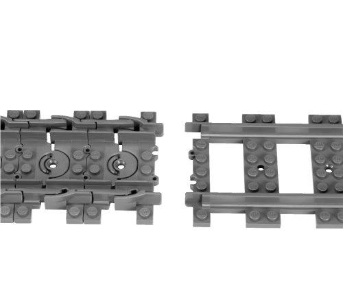 Imagen 3 de LEGO City - Vías flexibles (7499 )