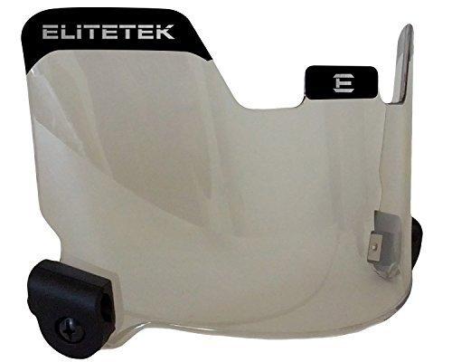 elitetek Fußball eye-shield Visier (leichten Tint)