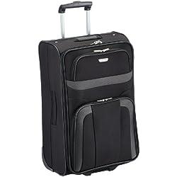 Travelite Koffer Orlando, 63 cm, 58 Liter, Schwarz, 98488