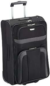 Travelite Roller Case 098488 Orlando 2 Wheel Trolley Medium 58 Liters Black 82775