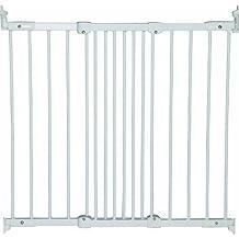 Baby Dan 55116-2600-10-85Flexi Fit Metal, cancello in metallo