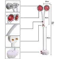 Preisvergleich für QiXian Haus/Wohnzimmer / Schlafzimmer 2 Infrarot-Licht Körperpflege Lampe Serie Multifunktions-Taille Licht 275W,Wie Zeigen,Einheitsgröße