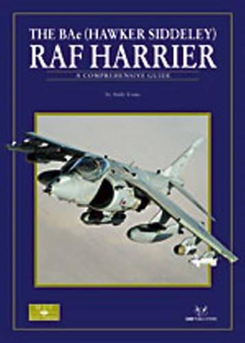 BAe (Hawker Siddeley) RAF Harrier por Andy Evans