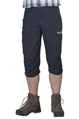 Wander-Hosen Outdoor-Hosen 3/4 lang für Herren von Fifty Five -