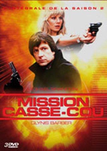 Mission, Casse-cou: L'intégrale de la saison 2 - Coffret 3 DVD [Import belge]