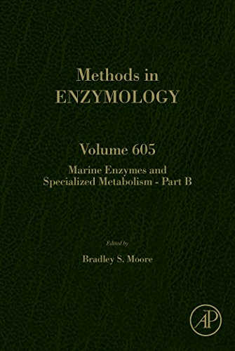 Marine enzymes and specialized metabolism - Part B (Methods in Enzymology)
