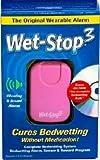 Wet-Stop3Mojar la cama de alarma enuresis con el sonido y la vibración mejor monitor cama para Bedwetters: Los niños y los niños entrenamiento insignificante: Mojar la cama de alarma para los muchachos o muchachas soluciones probadas para el sistema de alarma de enuresis nocturna