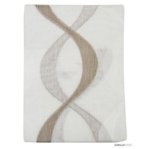 Linea oro coppia tendine regolabile ermes - 60x145, marrone