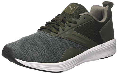 Puma Unisex-Erwachsene Nrgy Comet Cross-Trainer, Grau (Forest Night-Castor Gray), 47 EU