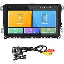 gaeruite Universal 9 Pulgadas Android 8.1 Navegación GPS para VW Volkswagen Skoda Golf 5 Golf 6
