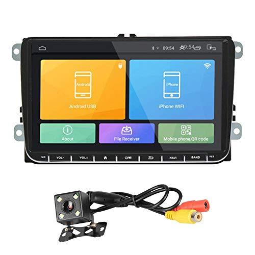"Class-Z GPS Navi Navigation,2 DIN 9""Android 8,1 Auto-GPS-Navigation Für Vw Volkswagen Skoda Golf 5 Golf 6 Polo Passat B5"