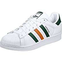 adidas Superstar Foundation Calzado white/green/orange