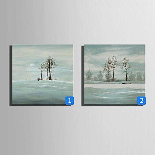 LTQ&QING new- K¨¹ste Winter Pastelle, dekorative Bilderrahmen, Den Gang Dekoration, 2 -