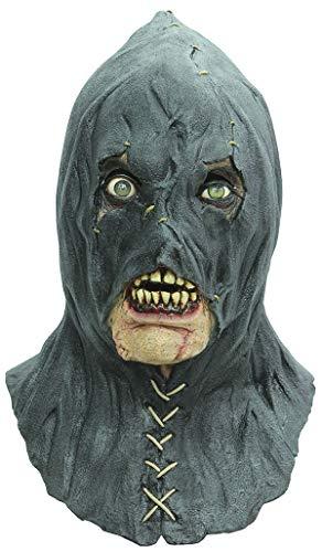 Generique - Halloween Henker-Zombie-Maske für Erwachsene