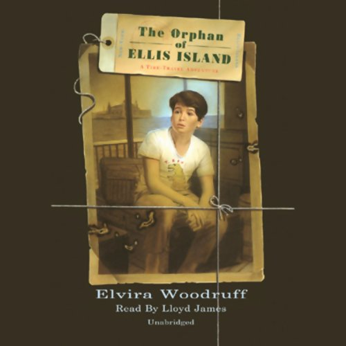 The Orphan of Ellis Island  Audiolibri