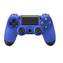 Wireless Gamepad Controller for Sony PS4 PlayStation 4- royal blue