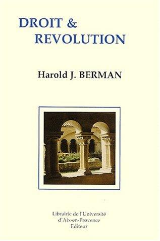 Droit et révolution