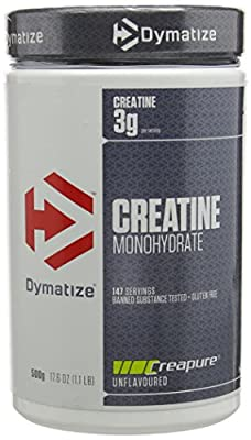 Dymatize Creatine Monohydrate Unflavoured Powder