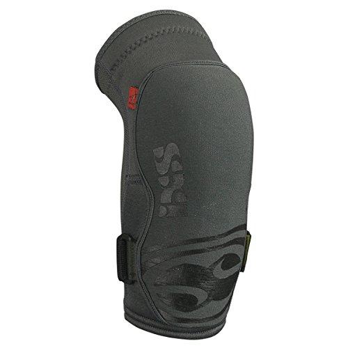 IXS Flow Knee Pad Ginocchiere, Unisex, Flow Knee Pad, Grey Hans Rey, S