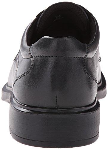 Ecco Helsinki, Chaussures À Lacets Pour Homme Noir (noir 101)