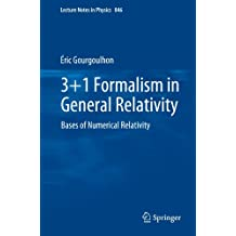 3+1 Formalism in General Relativity: Bases of Numerical Relativity