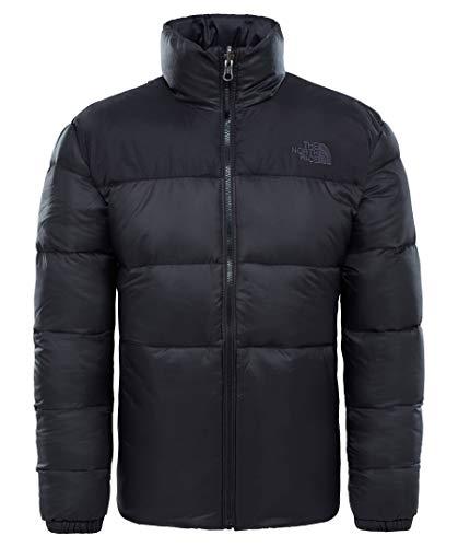 North FACE M Nuptse III Jacket - Jacke Herren schwarz -(TNF Black)