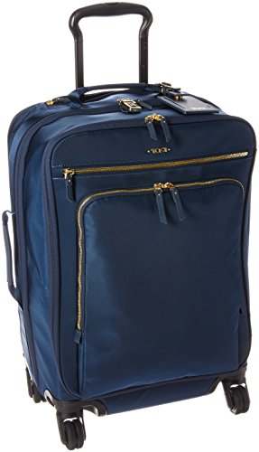 Tumi Voyageur - Super Leger International Carry-on 3.9 KG Equipaje de Mano, 50 cm, 44 Liters, Azul (Ocean Blue)