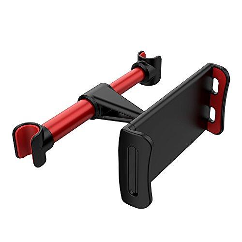 Auto Kopfstütze Ipad, Tablet Und Handy - 360 - Grad - Schwenk Klammer, Ipad, iPhone Und Samsung Galaxy Tablet - 4