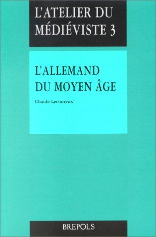 Allemand du Moyen-Âge, tome 3