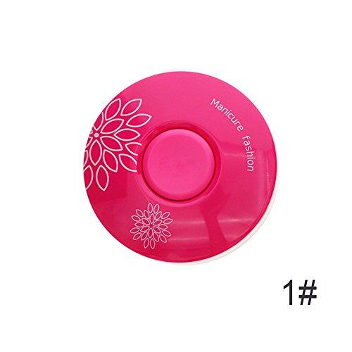 kinbelle 5in 1Mini Elektrischer Nagelfräser Mahlwerk Maschine Set Professionelle Nagelfeile Maniküre Pediküre Werkzeug