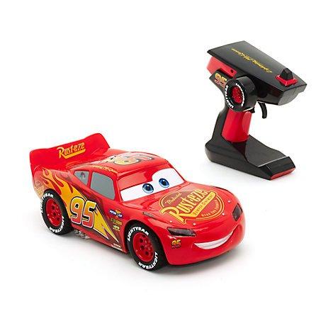 Automobilina telecomandata saetta mcqueen, disney pixar cars 3, disney ufficiale
